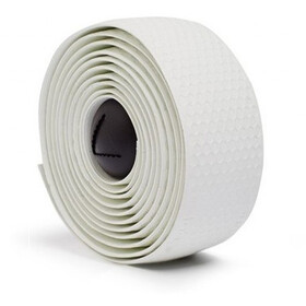 Fabric Silicone Bar Tape white